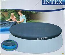 Intex 28026 - cobertor para piscina hinchable de 396 cm