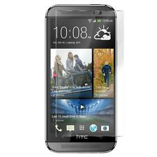 3x Screen Protector for HTC One M8 Screen Protective Foil Clear Protection Foil