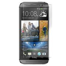 3x Lámina Protectora para HTC One M8 Película de Pantalla Blindada Clara