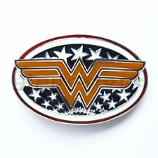 Wonder Woman Superhero Comic Metal Fashion Belt Buckle