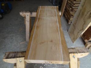 Pitch Pine,Holz,Regal,Bohle,Board,Drechselholz,Brett,Tisch,ca.115x28x6,5cm,4571