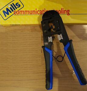 BT431a 631A RJ11 Crimping Crimper Tool Telephone Plugs BT Replacement Connectors