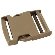 "ITW Nexus 50mm / 2"" Side Release Buckle Tan 500 GhillieTex IRR ( Military fabric"