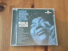 Sunday Morning Prayer Meeting - Mahalia Jackson (2001 Columbia /Legacy)