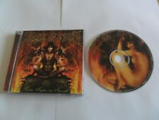 Cradle Of Filth - Bitter Suites to Succubi (CD 2001)