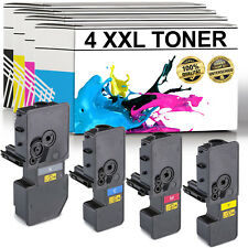4x Toner XXL für Kyocera TK5230 P5021cdw  M5521cdn M5521cdw P5021cdn ECOSYS SPAR
