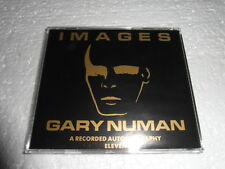 Gary Numan - 3 x Audio CD Tour Programmes + images 11 CD.  New (Old stock).