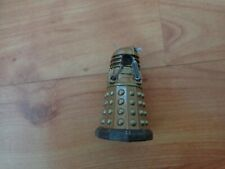 "5"" DR DOCTOR WHO CLASSIC GOLD DALEK ACTION FIGURE - BBC SERIES - MISSING EYE"