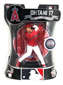 "Shohei Ohtani Imports Dragon figure Angels 6"" MLB Baseball SP batter LE /3600"