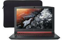 """NEW Acer Nitro 5 15.6"""" FHD AMD Ryzen 5 RX 560X 3.6GHz 8GB RAM 1TB HDD + Sleeve"""