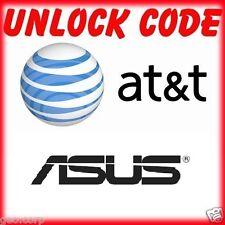 ASUS FACTORY UNLOCK CODE SERVICE Padfone X Zenfone 2 3 4 5 Mini ALL MODELS AT&T