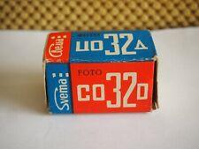 Svema CO 32D Color 35mm format film USSR Exp.1989