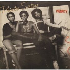 The Pointer Sisters - Priority [New CD]