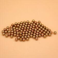 1/4'' Inch ( 6.35mm ) 2000PCS Solid Brass Bearing Balls (H62)