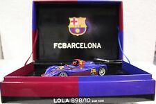 FLY E501 LOLA B98/10 SPECIAL LIMITED EDITION NEW 1/32 SLOT CAR IN DISPLAY