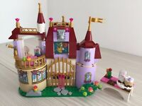 Lego 41067 Incomplete Belle's Enchanted Castle SPARES.