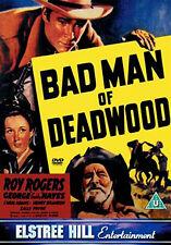 BAD MAN OF DEADWOOD - DVD - REGION 2 UK