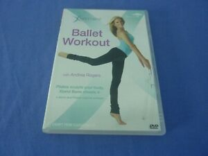 XTend Barre: Ballet Workout with Andrea Rogers DVD Free Tracked