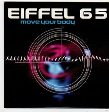 (FJ69) Eiffel 65, Move Your Body - 1999 DJ CD