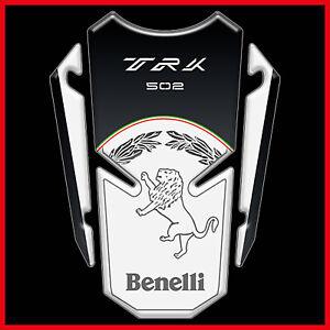 paraserbatoio adesivo BENELLI TRK 502 per moto protezione serbatoio  resinato