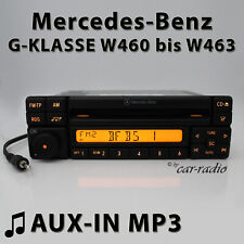 Mercedes Special MF2297 Aux-In MP3 W460 W461 W463 Radio Cd-R G-Class Car Radio