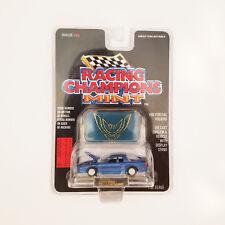 Racing Champions 1996 Pontiac Firebird TA Blue 1/60 Diecast Car Mint Edition NEW