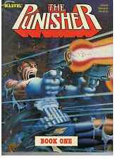 THE PUNISHER BOOK ONE HARD COVER by MIKE ZECK (ALBUM CARTONNE EN VO) MARVEL
