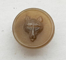 VINTAGE FOX HUNTING BUTTON