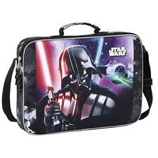 Star Wars SAGA Briefcase Messenger Travel Shoulder Holiday School Bag Darth