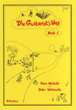 The Guitarists Way Book 1 & 2 Holley Music Writing and Smoke Y393