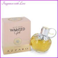 Azzaro Wanted Girl Eau De Parfum Spray By Azzaro 80ml