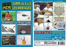 La carpe de A à Z Les montages avec Philippe Lagabbe - Pêche de la carpe - Vidéo