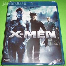 X-MEN BLU-RAY NUEVO Y PRECINTADO