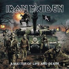 (CD) Iron Maiden - A Matter Of Life And Death - Different World, u.a.