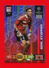 CHAMPIONS LEAGUE 2010-11 Panini 2011 -Card Goal Stopper- LLORIS - LYON
