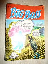Big Boss n° 2 perdu dans un mirage Aredit 1970