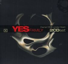 YES / Family - Owner Of A LOnely Heart - Rick Wakeman u.a. (2 CDs, NEU! OVP,NEW)
