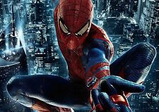 Cartel de tela A3 repositional Spiderman 6