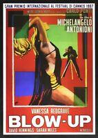 Plakat Blow Up Michelangelo Antonioni Vanessa Redgrave David Selt E13