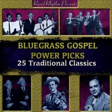 Rural Rhythm Christian - Bluegrass Gospel Power Picks: 25 Traditional Classics