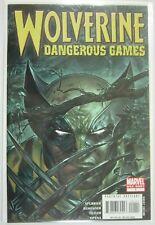 Wolverine Dangerous games #1- 6.0 FN- 2008