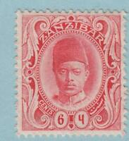 ZANZIBAR 101 MINT HINGED OG * NO FAULTS EXTRA FINE!