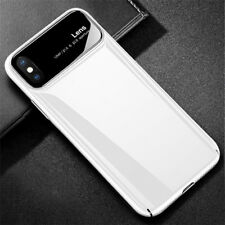 Shockproof Hard PC Slim Thin Mirror Glossy Case Cover For iPhone XS Max X 8 7 6