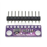 ADS1015 12 bit precision analog-to-digital converter ADC development board