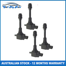 4 x Ignition Coil for Nissan X-Trail T30, Altima, Pulsar, Sentra 2.5Litre