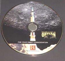 FAILURE IS NOT AN OPTION '04 DVD scott glenn, Neil Armstrong RARE 90 MIN VERSION