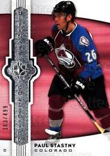 2007-08 UD Ultimate Collection #50 Paul Stastny