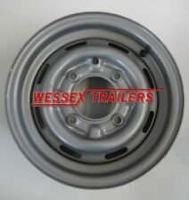WHEEL RIM 5.5 INCH PCD, 25MM OFFSET, 4.5J. SLOTTED STYLE