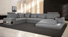 Sofás modernos grises para el hogar
