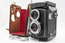 [Near MINT] Yashica Flex Model C 6x6 TLR Film Camera 80mm f/3.5 Lens From Japan